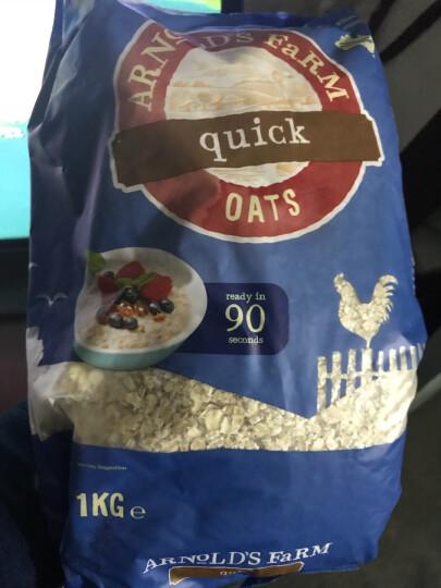 京东海外直采 澳洲进口 澳诺滋农场燕麦片 1kg 晒单图
