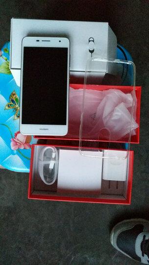 华为 畅享6 白色 移动4G+版 移动联通电信4G手机 双卡双待 晒单图