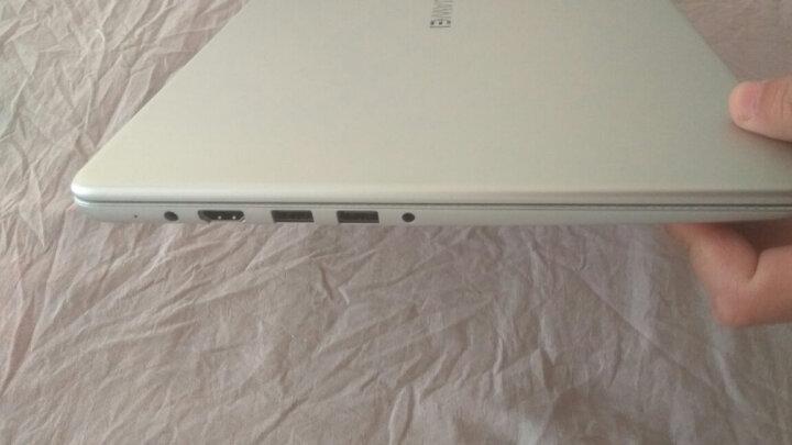 华为(HUAWEI) MateBook D(2018版) 15.6英寸轻薄微边框笔记本(i5-8250U 8G 128G+1T MX150 2G独显 office)银 晒单图
