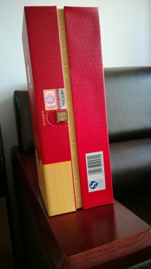 泸州老窖 国窖1573红宝石版 52度白酒整箱装 500ml*6瓶 晒单图