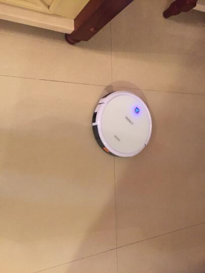 科沃斯(Ecovacs)地宝玲珑(BFD-wsq)智能扫地机器人家用吸尘器全自动拖地机 晒单图