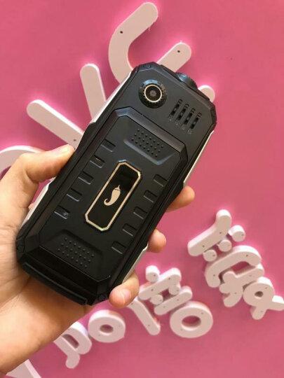 小辣椒 G108 三防老人手机移动户外直板老年机超长待机老人机手机大字大声 黑色 官方标配 晒单图