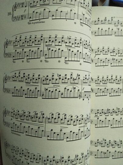肖邦练习曲(原作版) 晒单图