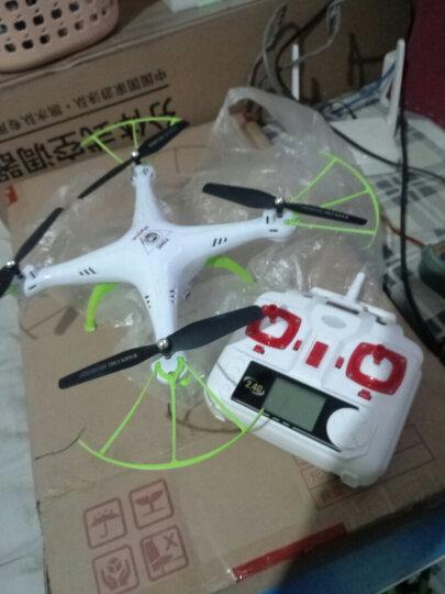 SYMA司马无人机航拍玩具X5HC大型四轴高清飞行器 定高遥控飞机 儿童玩具 晒单图