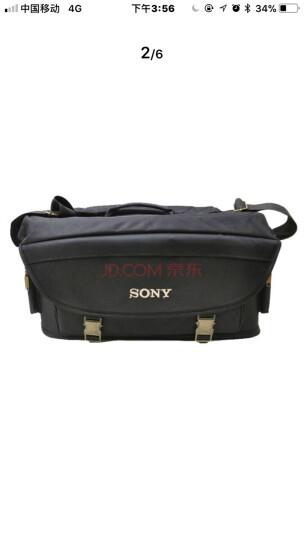 索尼(SONY) 专业摄像机包 摄影包 小号 晒单图