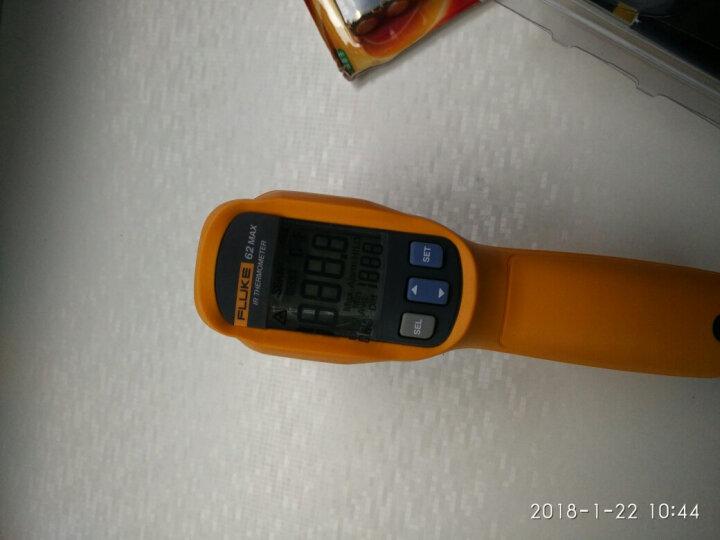 福禄克(FLUKE) F62MAX测温仪 红外线测温仪 工业测温枪 IP54防护等级的功能 62MAX 晒单图
