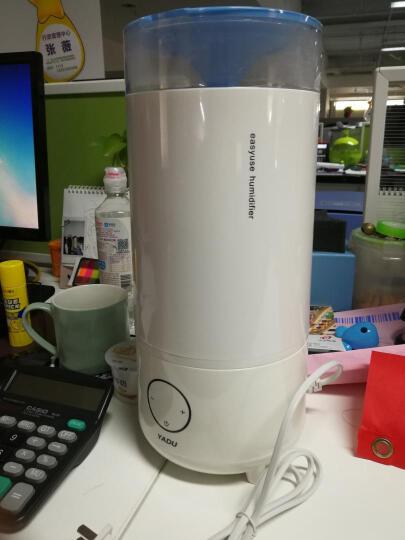 亚都空气加湿器家用大容量卧室办公室静音婴儿超声波加湿机D027 浅蓝 晒单图