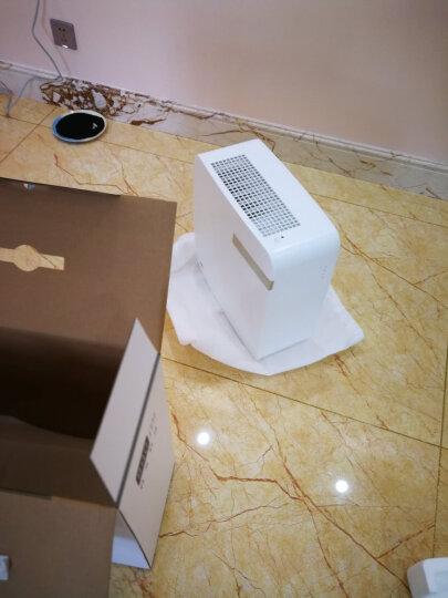 豹米(baomi) 豹米空气净化器家用除甲醛雾霾综合CADR=605杀菌负离子PM2.5 牛奶白+滤芯 晒单图