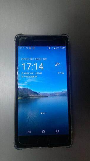 飞利浦(PHILIPS) X598 4G+64G 全网通4G 商务智能手机 双卡双待 摩卡金 全网通(4G+64G) 晒单图