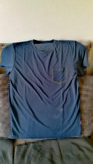探路者(TOREAD)新款户外情侣男女T恤休闲透气圆领上衣 白色-女 M 晒单图