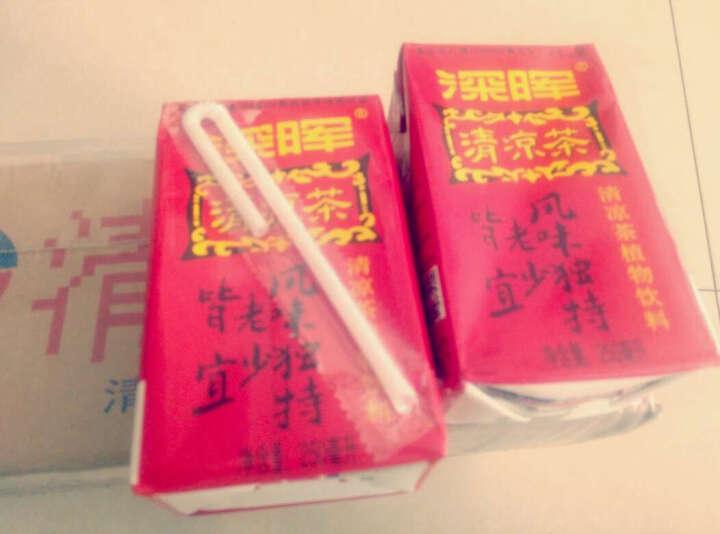 深晖 清凉茶 植物饮料 250毫升*24盒 晒单图