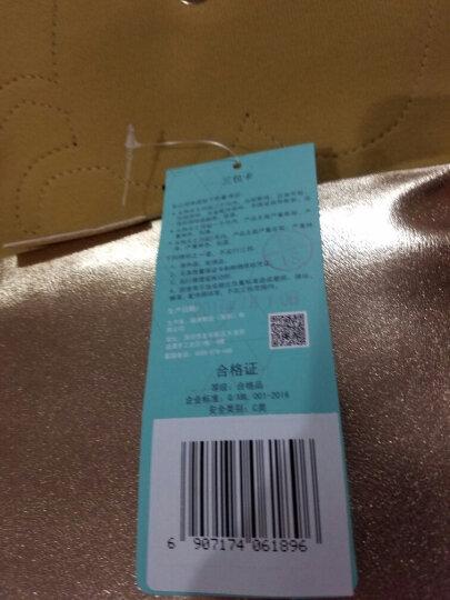 Teenmix/天美意夏时尚亮片大眼睛小包女包BY02DBN7 蓝色 F 晒单图