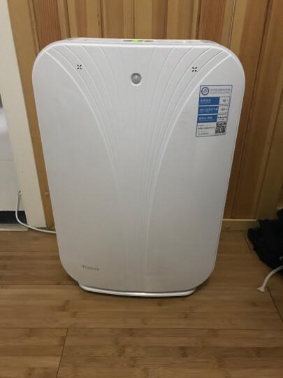 格力(GREE) 大松KJFB200B空气净化器家用除PM2.5加湿除异味去雾霾 除甲醛 零耗材 白色 晒单图