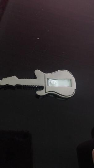 初忆(CHUYI) 电吉他u盘16g 创意车载U盘32g可爱小提琴金属外壳usb64g优盘 金属小提琴 8GB 晒单图