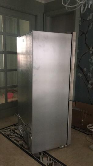 欧洲英国倍科(BEKO) GNE114622IX556升 十字对开门冰箱 原装进口 变频 不锈钢色 晒单图