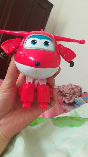 奥迪双钻 超级飞侠玩具套装乐迪多多小爱小青包警长酷飞变形机器人男孩玩具 大号变形机器人胡须爷爷710260 晒单图