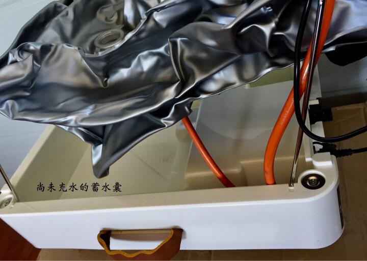 梅翎 电动洗车器家用电动洗车机车载便携式洗车器充电式洗车器12V锂电池洗车器 80瓦越野车版 配座充+车充 晒单图