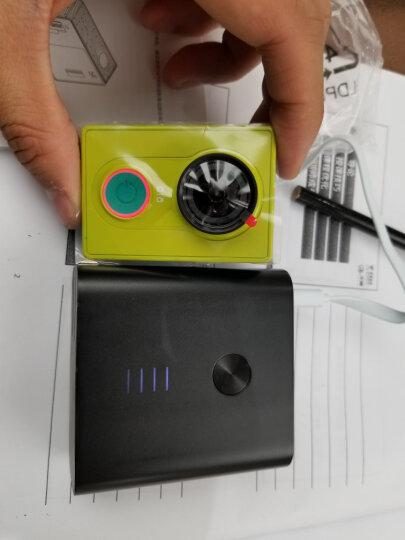 小蚁(YI)运动相机 电池增强版(丛林绿) 晒单图