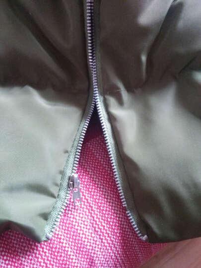 依鎏衣品孕妇装2019春夏装韩版孕妇纯棉套装宽松大码T恤上衣加七分托腹裤怀孕两件套装女 白色套装913# XXL建议141-160斤 晒单图