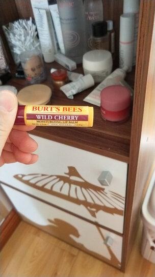 Burt's Bees 美国小蜜蜂唇膏保湿滋润护唇膏 石榴 晒单图