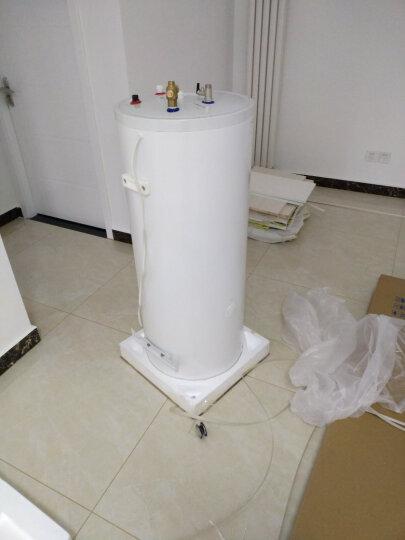 力诺瑞特 100升高层阳台壁挂太阳能热水器家用光电两用 真空管集热器 一级能效承压水箱 送货上门安装 真空管立式 晒单图