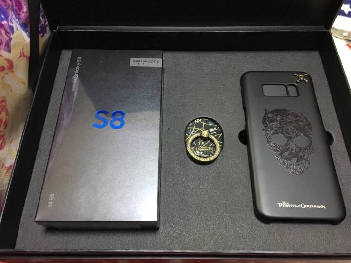 【限量礼盒版】三星 Galaxy S8(SM-G9500)4GB+64GB 谜夜黑 移动联通电信4G手机 双卡双待 晒单图