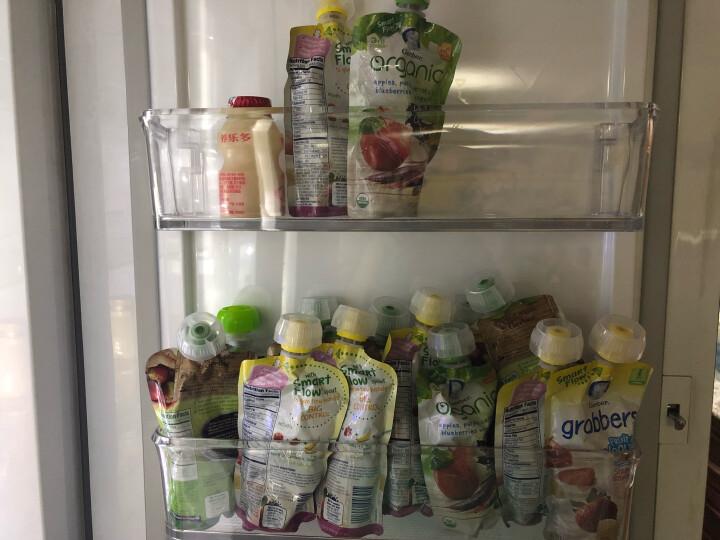 嘉宝Gerber婴幼儿辅食 草莓香蕉酸奶果泥  4段12个月以上 99g/袋 美国进口 晒单图