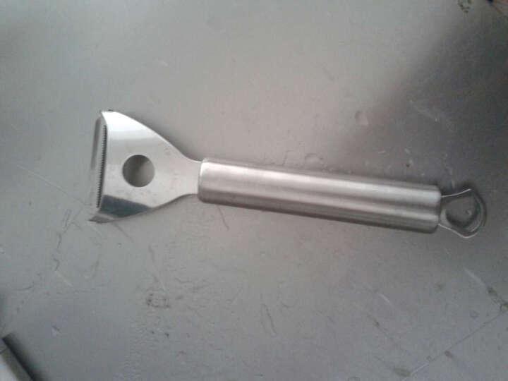 老爹(OldPAPA)  不锈钢锯齿削皮刀 厨房锋利强力刨刀 软皮水果削皮器 晒单图