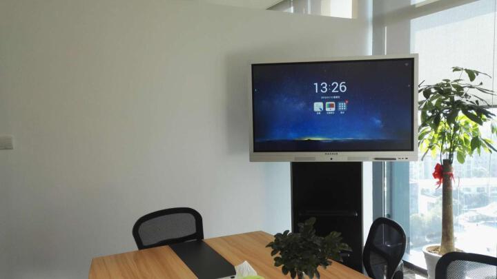 MAXHUB 智能会议平板 55英寸S系列 SC55CD 交互式互动电子白板多媒体教学一体机视频会议触摸显示屏 晒单图