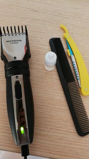飞科(FLYCO)专业电动剃头理发器电推剪成人儿童婴儿电推子家用理发工具 标配+理发工具+理发刀头*1 晒单图