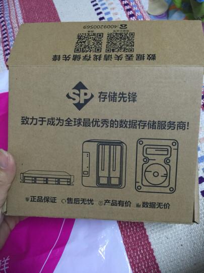 西部数据(WD)紫盘 1TB 台式机企业级监控硬盘  机械硬盘1T WD10EJRX 晒单图