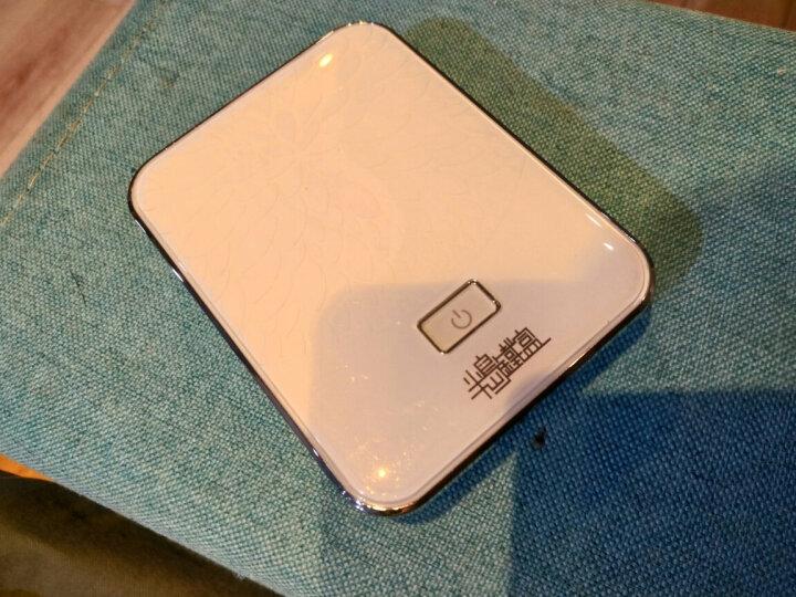 半岛铁盒K96聚合物移动电源10000毫安超薄便携通用型充电宝 晒单图
