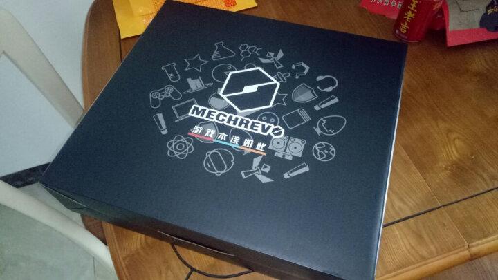 机械革命(MECHREVO)深海泰坦X6Ti-Gold 15.6英寸游戏笔记本 i7-7700HQ 16G 240GSSD+1T GTX1050Ti 4G IPS 晒单图