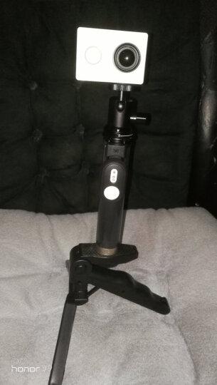 小蚁(YI)蓝牙自拍杆 6段位设计 铝合金杆身 含蓝牙遥控器(配合小蚁运动相机使用) 晒单图