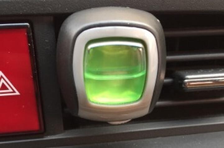 宝洁 Febreze风倍清汽车香水 甜蜜果香2mL*2 空气清新剂 车载车用车内出风口香水 晒单图
