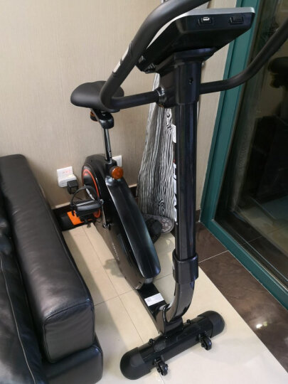 海德(HEAD) 欧洲海德HEAD健身车豪华家用磁控立式动感单车室内健身器材H5000B 送货上楼 包安装 晒单图