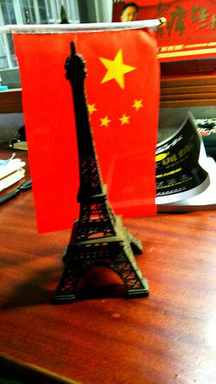 梦曼森 世界知名地标建筑金属模型工艺品 埃菲尔铁塔模型摆件家居电视柜酒柜装饰品玄关隔断摆设 大本钟小号 高15.5cm 晒单图