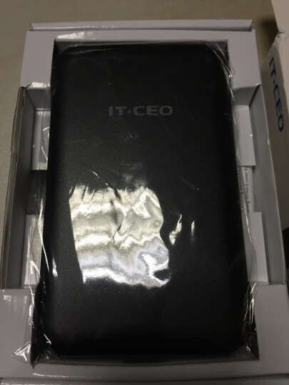 IT-CEO M.2转Type-C/USB3.0固态移动硬盘盒 NGFF/M2 2230/2242/2280 SSD固态硬盘外置盒子 银色 W630 晒单图