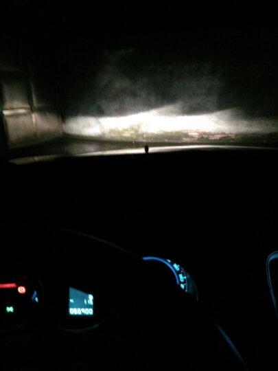 汽车前大灯灯泡卤素车灯 内充氙气高亮改装 雪佛兰 科鲁兹远近光灯一体 H4 黄金光 100W 一对 晒单图