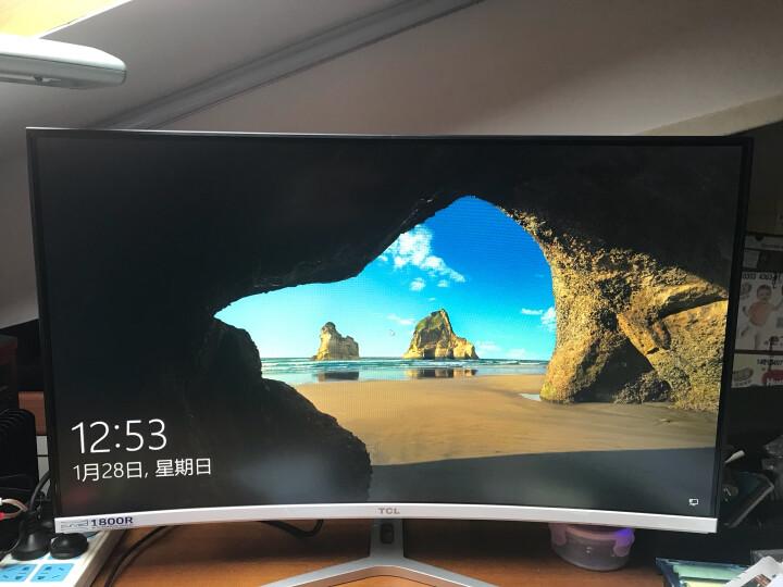 宏碁(Acer) TC780-N91 台式电脑主机(i5-7400 8G 1T GT720 2G独显 win10 键鼠) 晒单图
