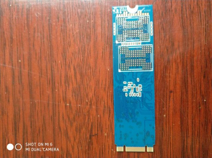 金士顿(Kingston)G2系列 240G M.2 2280 固态硬盘 晒单图