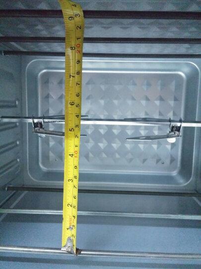 东菱(Donlim)38升/L 家用多功能电烤箱 炉灯 上下独立温控 旋转烤叉 DL-K40A 晒单图