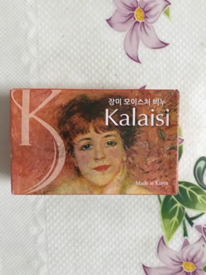 卡莱丝名画香皂(玫瑰)(五块组合装100g*5 韩国进口) 晒单图