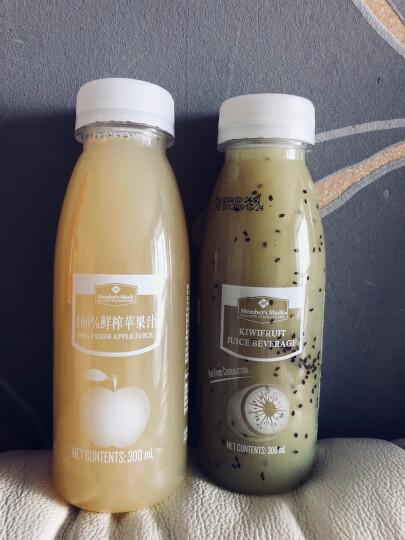 Member'sMark鲜榨多种混合果汁300ml*6瓶 巴氏杀菌冷罐装 饮品饮料 晒单图