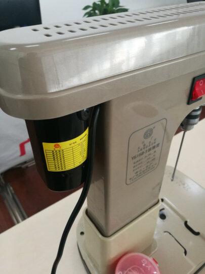 奇砚(yiyan) 云广168电动装订机268装订针财务装订机 钻针 钩针 皮带 装订线 368电机 晒单图