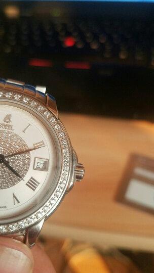 瑞士依波路(ERNEST BOREL)欧雅系列 男士手表钢带自动机械腕表 金盘 全金钢带 GG6688-2533 晒单图