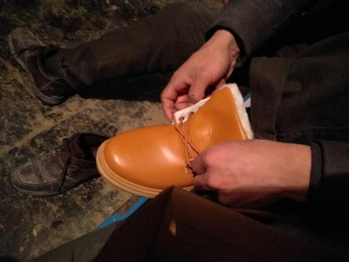 淘倍儿 新款休闲鞋男鞋气垫鞋篮球鞋韩版潮流男士百搭板鞋运动鞋跑步鞋 军绿【四季款】 42 晒单图