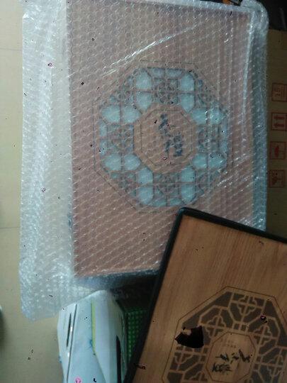 石草池茶叶 2019新茶兰花香铁观音 乌龙茶 浓香型 安溪铁观音茶叶500g茶叶实木礼盒装 送礼品袋 晒单图