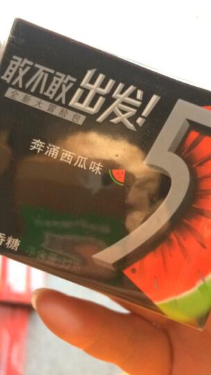 5无糖口香糖奔涌西瓜味32g单盒装 晒单图