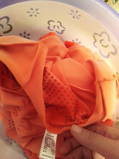 婷美 美体修形舒适保暖衣保暖套装QE5549 粉红色 F均码 晒单图